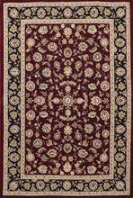 Load image into Gallery viewer, 5'3'' X 8' Traditional Persian Tabriz Wool & Silk Rug