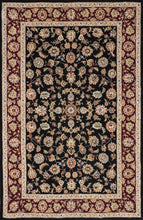 "Load image into Gallery viewer, 5'3""x8' Traditional Tabriz Wool & Silk Hand-Tufted Rug"