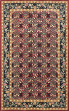 Load image into Gallery viewer, 5'x8' Overall Wool&Silk Hand-Tufted Rug