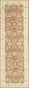"2'3""x8' Contemporary Hook Wool Hand-Tufted Rug"