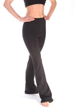 Arabesque Cotton Lycra Jazz Pants