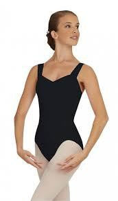 Capezio Wide Strapped Ladies Leotard TC0001