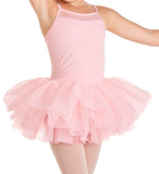 CL4817 Sheena Deco Diamante Tutu Cami Leo