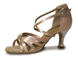 LOLA Ladies Latin Ballroom Shoe