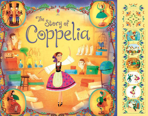 Usborne Musical Coppelia