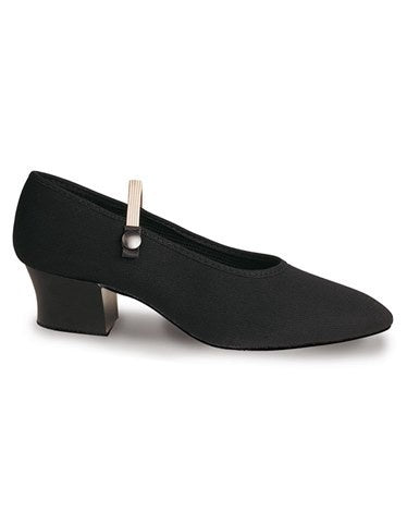 Roch Valley Cuban Heel Character Shoe