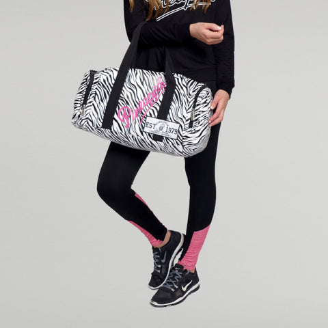 Pineapple Zebra Dancer's Bag