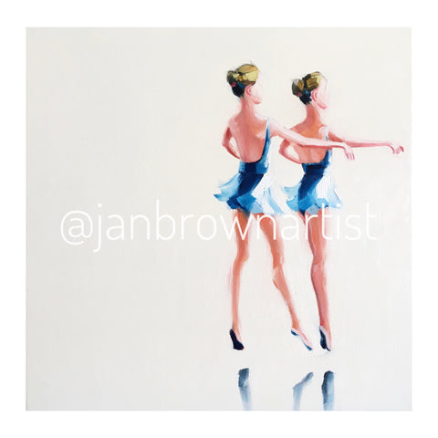 'Jumping for Joy' Artwork