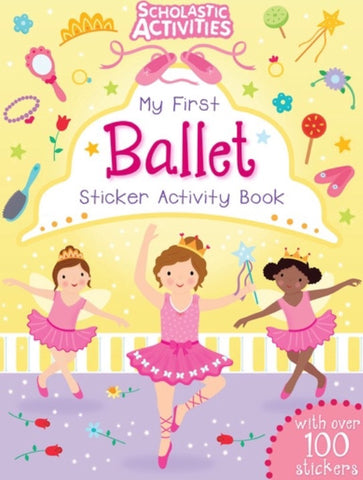 My First Ballet Sticker Activity Book