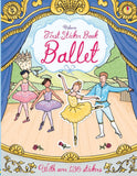 Usborne First Sticker Book Ballet