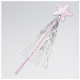 Pink Sequin Star Wand (U471R)