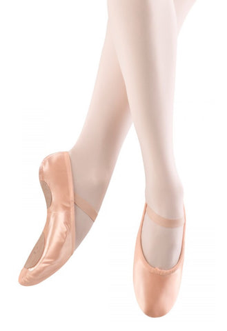 Split Sole Prolite Satin Ballet Shoe S0238L