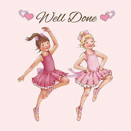 LBGC-11 Well Done Greeting Card