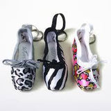 So Dance Pointe Shoe Keyring