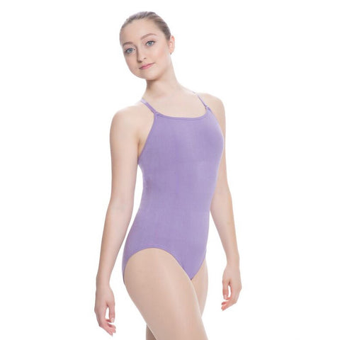 Revolution Dancewear Camisole Leo With Adjustable Straps