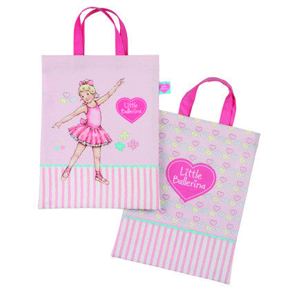 Little Ballerina Tote Bag TB001