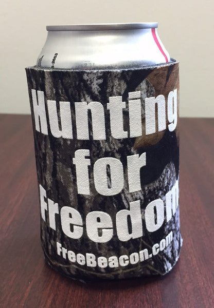 Free Beacon Koozie (Camo)