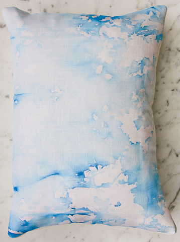 Dream | Hand Painted Pillow