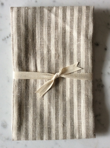 Thin Striped | Tea/Hand Towel