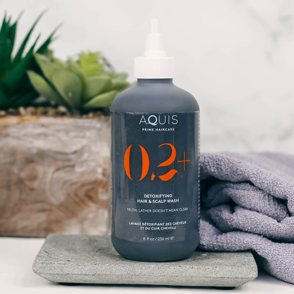 AQUIS Detoxifying Hair and Scalp Wash