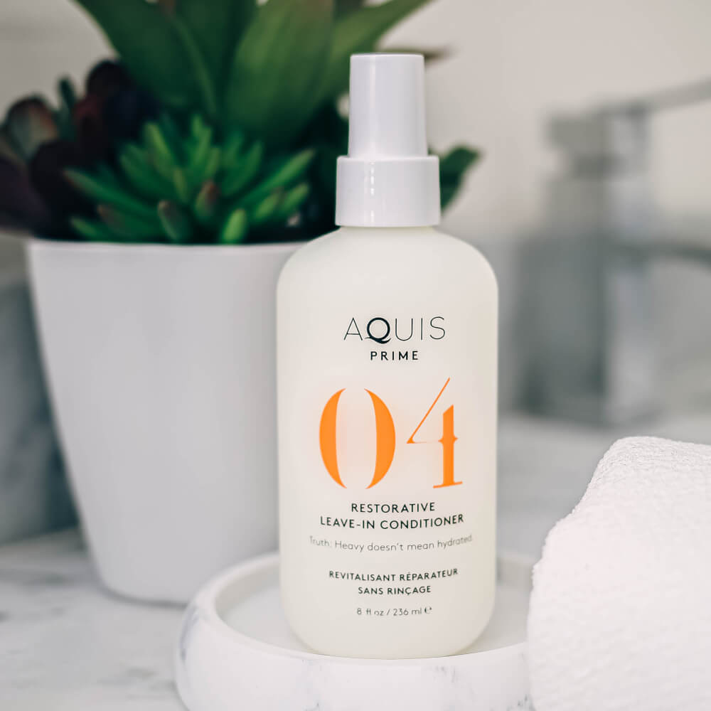 AQUIS Restorative Leave-In Conditioner