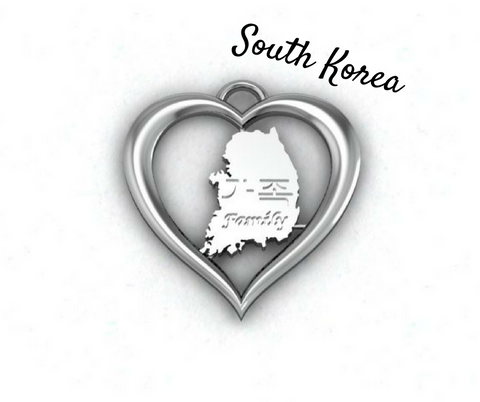 South Korea Adoption & Pride (Sterling)