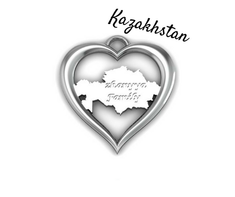 Kazakhstan Adoption & Pride (Sterling)