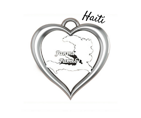 Haiti Adoption & Pride (Sterling)