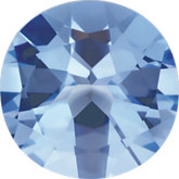 March- Synthetic Aquamarine Birthstone