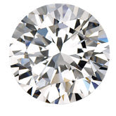 April- Genuine Diamond Gemstone