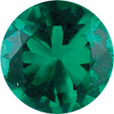 May- Synthetic Emerald Gemstone