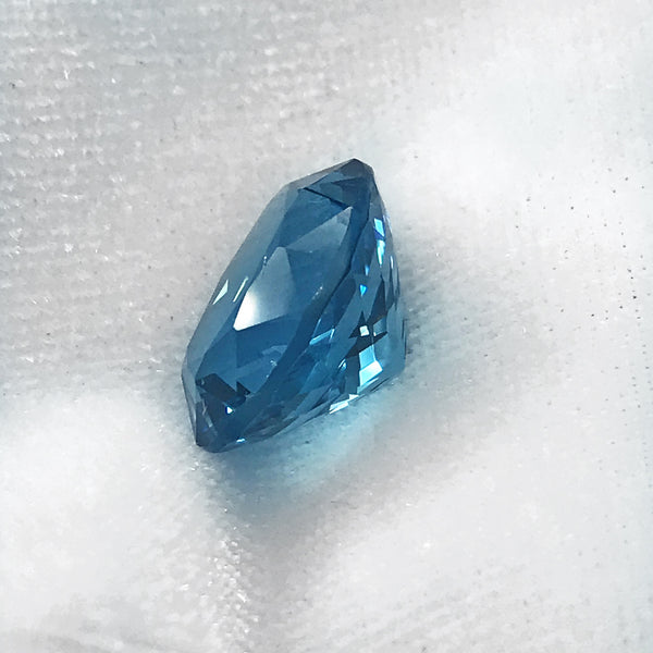 Gemstone Genuine Swiss Blue Topaz loose