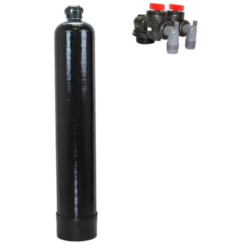 Upflow Carbon Filter with Bypass Valve