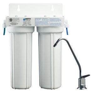 Aqualux Undersink Two-Stage Drinking Water System