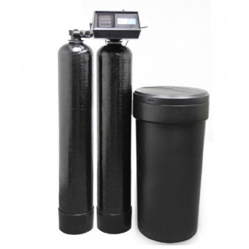 Fleck 9100sxt Twin Tank Softener By Aqualux Aquatell