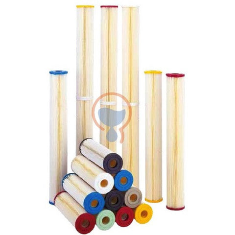Harmsco 801-5-HT Premium Polyester Sediment Filter Cartridge