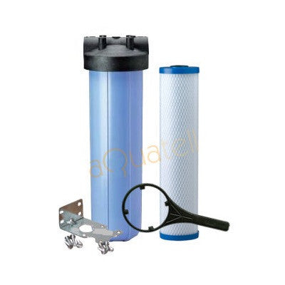 Max Flow Carbon Filter System
