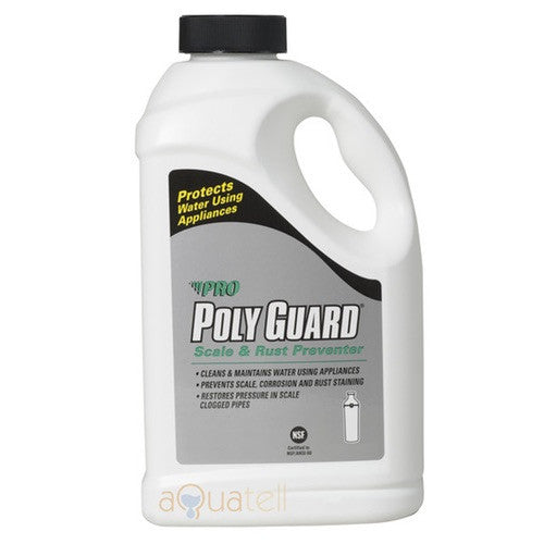 Pro Poly Guard Crystals Scale Amp Rust Preventer Aquatell