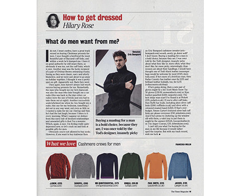 The Times Weekend Magazine Picks Our Beech Crew MrQuintessential