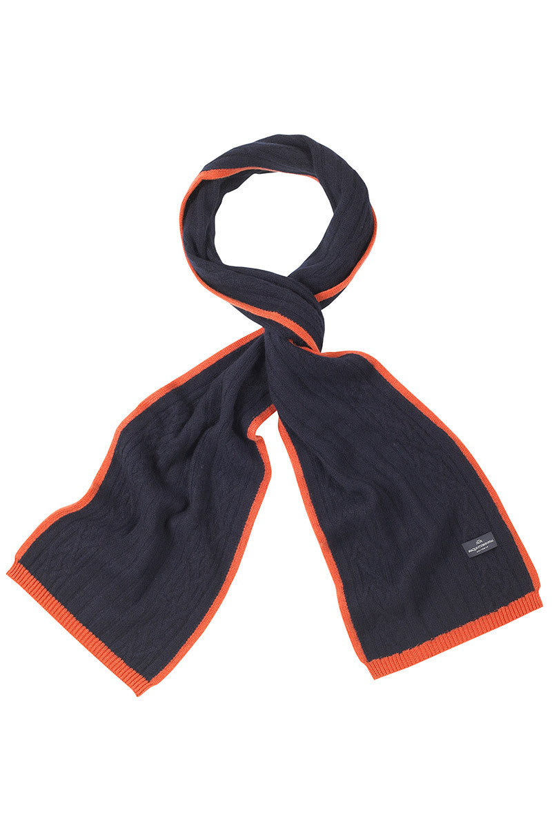 Luxury Mens Cashmere Scarf
