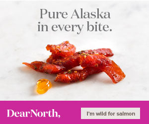 Pure Alaska in every bite.