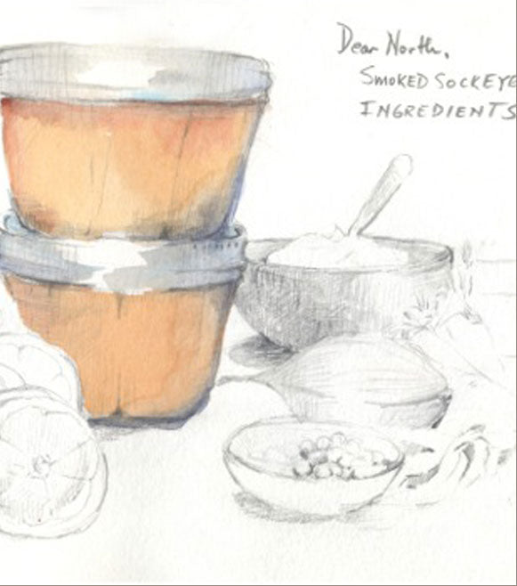 Recipe: Smoked Salmon Rillettes