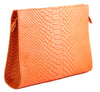 The Jano - Matte Python - Orange