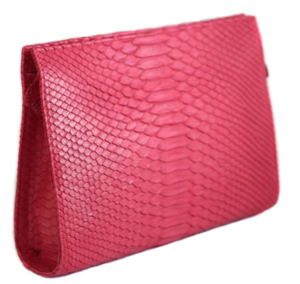 The Jano - Matte Python - Red
