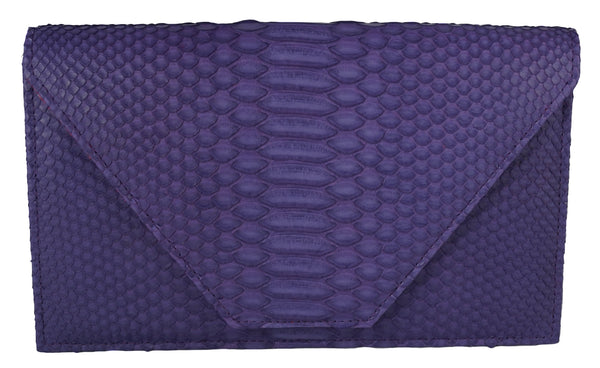 The Tisa - Matte Python - Purple