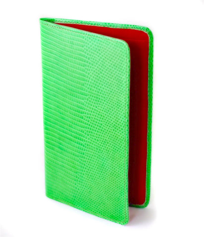 Sky Traveler Wallet - Lizard - Kelly Green