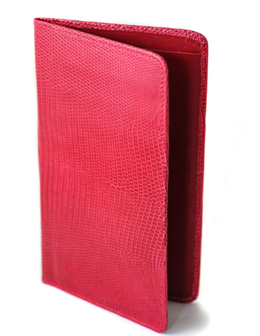 Sky Traveler Wallet - Lizard - Red