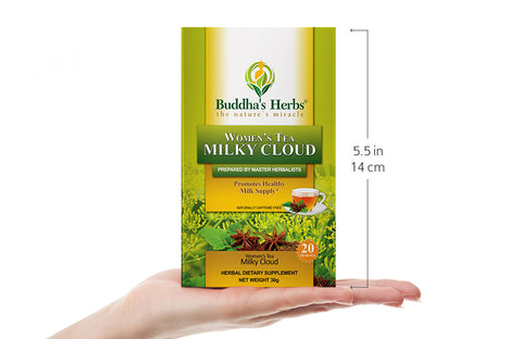 Milky Cloud Tea (For Women)