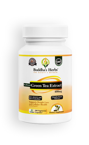 Decaffeinated Green Tea Extract