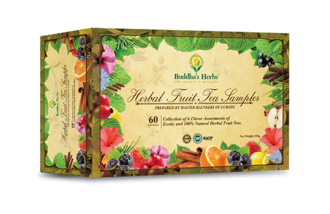 Herbal Fruit Tea Sampler